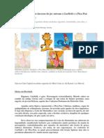 Mino Carta põe o Garfield e o Pica-Pau no Jornal Nacional