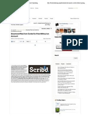 scribd viewer download