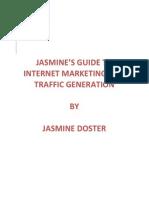 Internet Marketing by Jasmine Doster