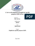 ESP paper