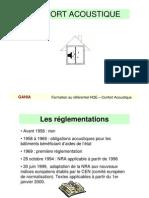 Préf HQE _5 Cible 5 Equilibre Acoustique N-PdC2003