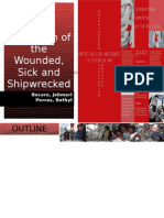 Protection of the Wounded, Sick and Shipwrecked (1)