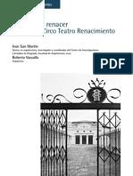Historia Circo Teatro Renacimiento
