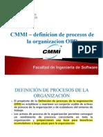 Definicion de Procesos de La Organizacion OPD