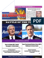 U.S Immigration Newspaper Vol. 5 No 70