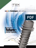 Cortex Catalog 2012