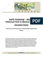 Concerned Citizens for Safe Passage Report