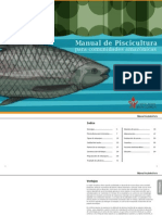 Manual Pescicultura en comunidades amazónicas