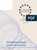 CAEF Roll Failures Manual