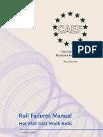 CAEF Roll Failures Manual