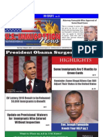 U.S Immigration Newspaper Vol 5 No 71
