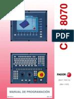 Manual Cnc Fagor