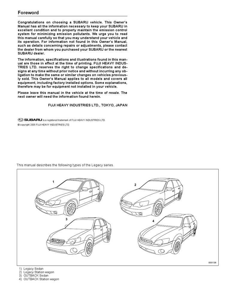 Subaru Legacy: Vehicle Dynamics Control warning lightVehicle Dynamics Control operation indicator light