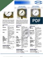 Pressure Gauge ARITA DPI 200