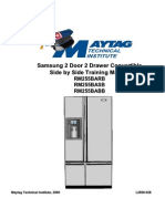 L2006-028 Samsung 2 Door 2 Drawer SxS Refrigerator Service Manual