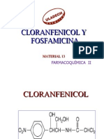 Material 13 Cloranfenicol