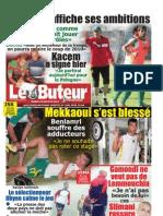 LE BUTEUR PDF du 10/07/2012