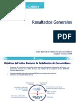 Presentación General INSC II-2009
