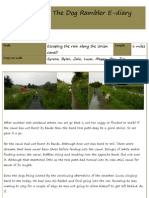 The Dog Rambler E-diary 09 July 2012