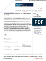 09-07-12  Pobre penetración de seguros en México, revela Hacienda