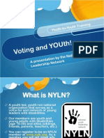 National Youth Leadership Network Webinar with Autism NOW July 3, 2012