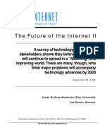 2006 - Pew Future Of The Internet 2