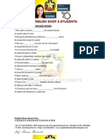 English Shop Materials for Download 1
