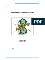 Spending and Saving Workbook