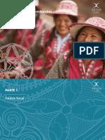 Gestión Social y Ambiental en Tintaya 2012