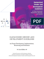 Harmonized Gad Guidelines 2nd Ed 2007