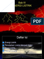 Daya Dan Energi Listrik