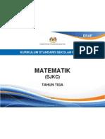 Dokumen Standard Matematik SJKC Tahun 3