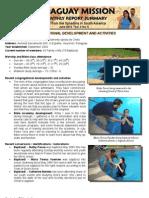 Mission Report - June 2012