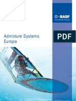 Admixture Systems Europa