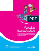 MANUAL TERAPIAS LUDICAS NIÑOS