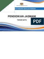 Dokumen Standard Pendidikan Jasmani Tahun 1
