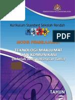 Modul Pembelajaran TMK Tahun 3 SJKT