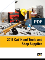 CAT Hand Tools Catalog