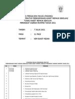 Modul Teks Pengacara Majlis (Padang)