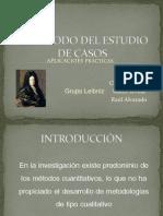 EL MÉTODO DEL ESTUDIO DE CASOS