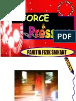 Chap 3 Force & Pressure