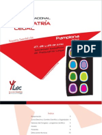 Programa XXI Congreso SEPL Pamplona 2012