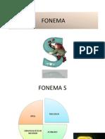FONEMA S