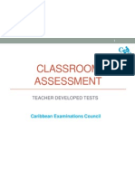 CPEA Assessment