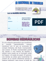 Bombas Hidaulicas