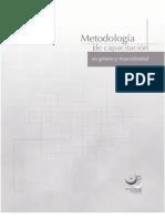 4.- Metodologa de capacitaión en género y masculinidad