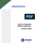 CW Model Calibration Procedure