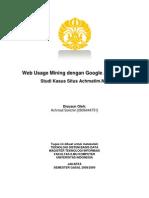 Achmatim.net - Web Usage Mining Dengan Google Analytics