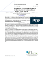 soa beased wavelength convertor paper