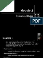 CB - Module 2 - Attitude